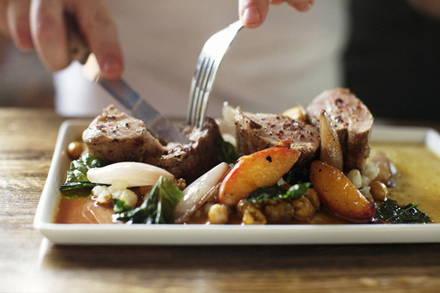 Ruxbin Kitchen best greek in chicago;