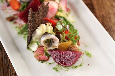 Ruxbin Kitchen best italian restaurant in chicago;