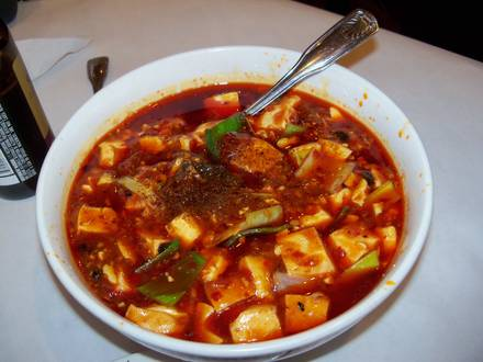 Lao Sze Chuan - Chinatown best fried chicken in chicago;