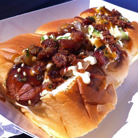 Byron's Hot Dog Haus - Wrigleyville best german restaurants in chicago;