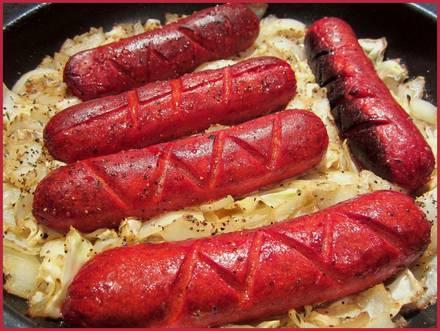 Fat Johnnie's Red Hots best german restaurants in chicago;