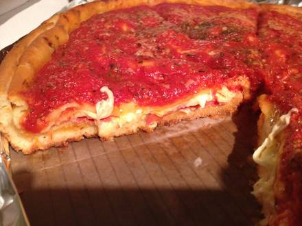 The Art of Pizza best fried chicken in chicago;