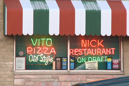 Vito & Nick's Pizzeria  best chicago rooftop restaurants;