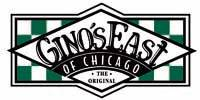 Gino's East - River North best italian restaurant in chicago;