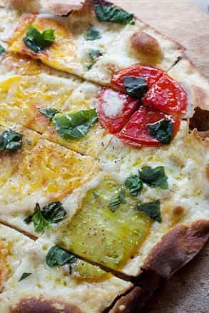 Pizzeria Via Stato best chicago rooftop restaurants;