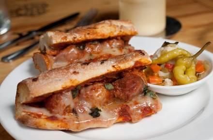 Pizzeria Via Stato best german restaurants in chicago;