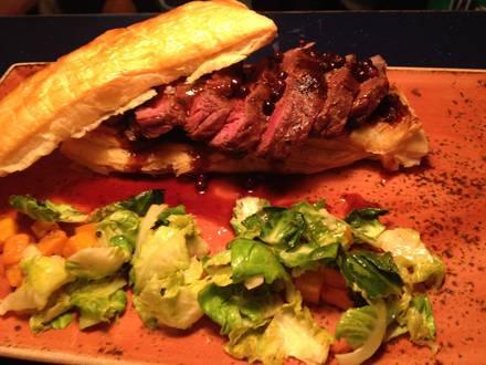 Parkers' Restaurant & Bar best greek in chicago;