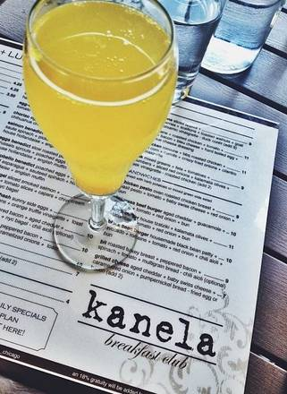 Kanela Breakfast Club best greek in chicago;