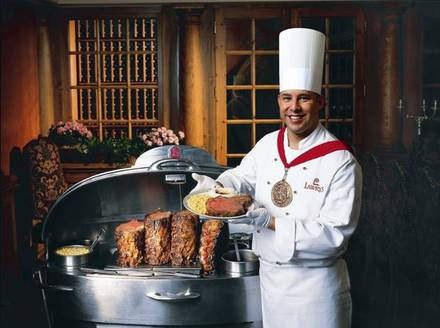 Lawry's The Prime Rib - Chicago Best Steak Restaurant;