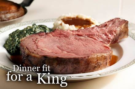 Lawry's The Prime Rib - Chicago Best Steak Houses;