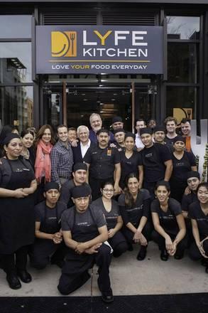 Lyfe Kitchen best italian restaurant in chicago;