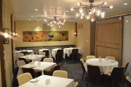 Oceanique best comfort food chicago;