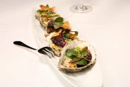 Oceanique best german restaurants in chicago;