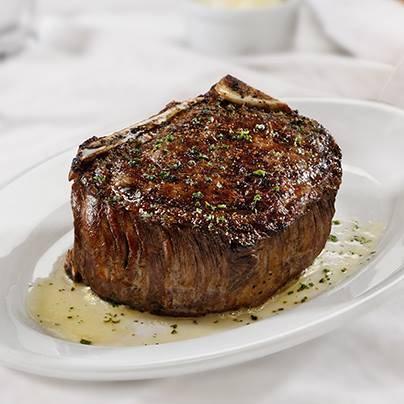Ruth's Chris Steak House Dearborn St. prime steakhouse;
