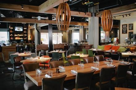 Beatrix best chicago rooftop restaurants;