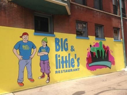 Big & Little's best chicago rooftop restaurants;