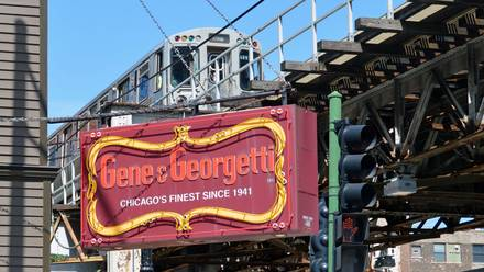 Gene and Georgetti  US's BEST STEAK RESTAURANTS 2018;