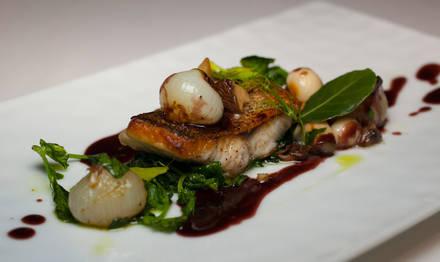 Oceanique best restaurant chicago;