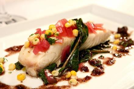 Oceanique best restaurant in chicago;