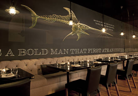 GT Fish & Oyster best french bistro chicago;