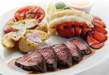 McCormick & Schmick's Seafood - Chicago (Wacker Dr.) Best Steak Restaurant;