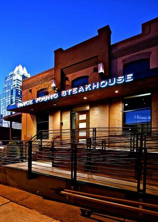 Vince Young Steakhouse  Best Steakhouse;