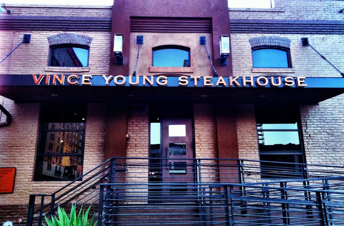 Vince Young Steakhouse Austin Restaurant On Best Steakhouse