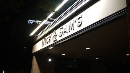 Nick & Sam's Best Steak Restaurant;