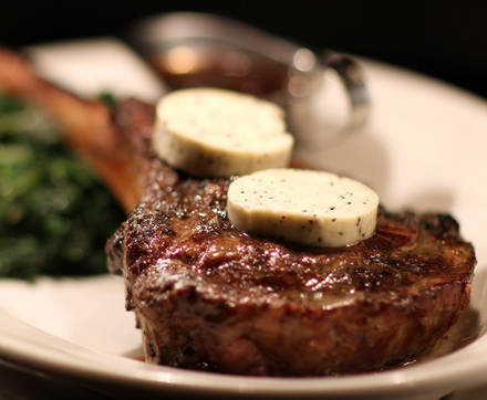 Nick & Sam's USA's BEST STEAK RESTAURANTS 2020;