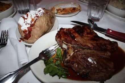 Morton's The Steakhouse Best Steakhouse;