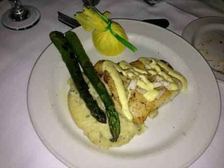 Steve Fields Steak and Lobster Lounge USDA Best Steaks;