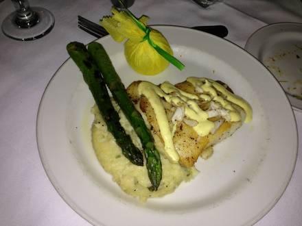 Steve Fields Steak and Lobster Lounge USDA Prime Steaks;