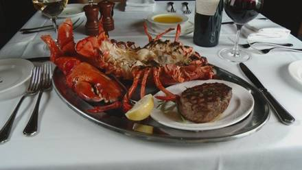 The Palm Restaurant  Best Steakhouse;