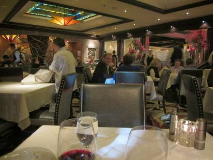 Vic & Anthony's Steakhouse Best Steakhouse;