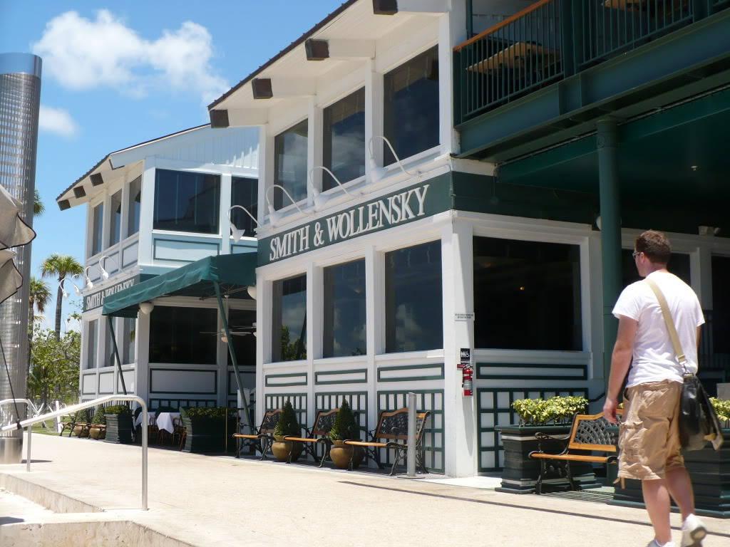 Outdoor Cafe Miami Fl