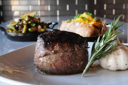 Cut 432 Top 10 Steakhouse;