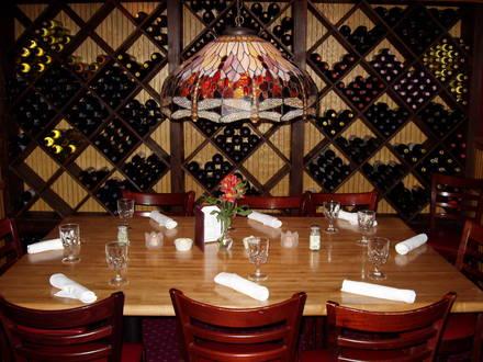 Raindancer Steak House prime steakhouse