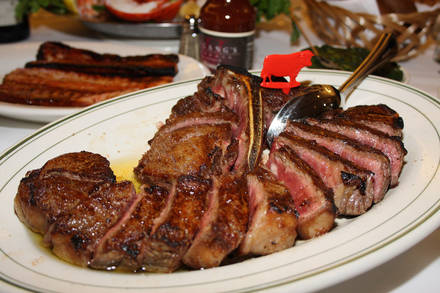 Wolfgang's Steakhouse Best Steak Restaurant;