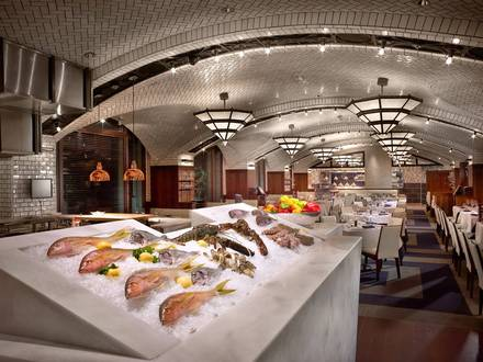 Lobster Bar Sea Grille Best Steak Restaurant
