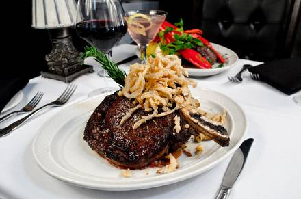 Prime prime steakhouse;