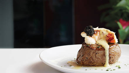 Fleming's Prime Steakhouse & Wine Bar Best Steak