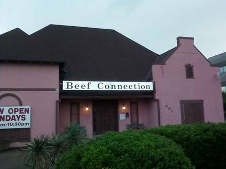 Beef Connection Steakhouse USA's BEST STEAK RESTAURANTS 2alif018;