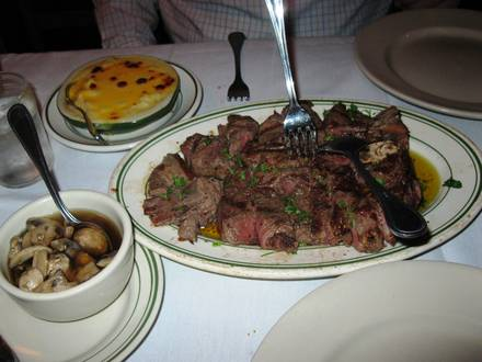 Crescent City Steaks USDA Prime Steaks;
