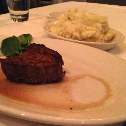 Morton's The Steakhouse Top 10 Steakhouse;
