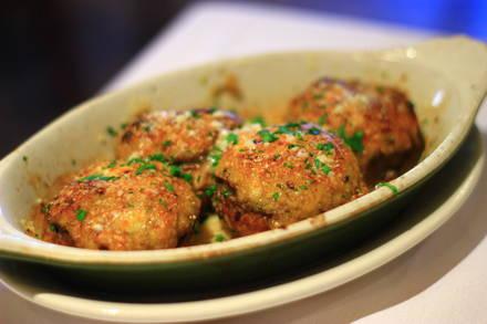 Mr. John's Steakhouse Top 10 Steakhouse;