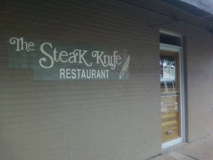 Steak Knife Restaurant & Bar Best Steakhouse;