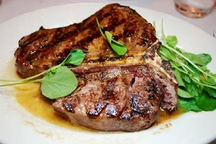 Steak Knife Restaurant & Bar USDA Best Steaks;