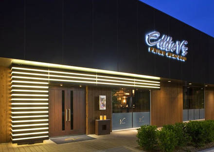 Eddie V's Prime Seafood Best Steakhouse;