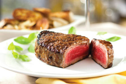 Eddie V's Prime Seafood Top 10 Steakhouse;