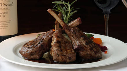 Mister G's USA's BEST STEAK RESTAURANTS 2alif018;